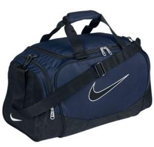 Sportovní taška Nike Brasilia 2011 malá tmavě modrá