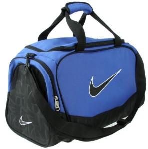 Sportovní taška Nike Brasilia 2011 malá modrá