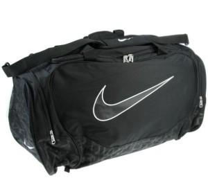 Sportovní taška Nike Brasilia 2011 černá velká