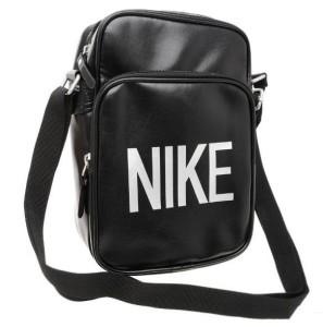 Taštička přes rameno Nike Heritage 64 černá