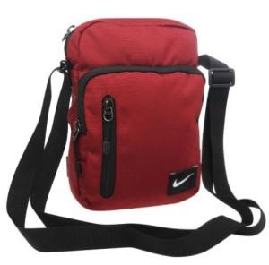 Taštička Nike Small Items 65 červená