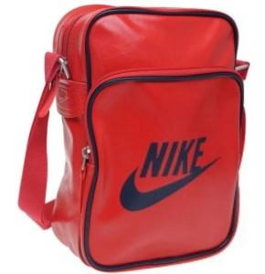 Taštička Nike Heritage červená | Sportovní tašky Nike