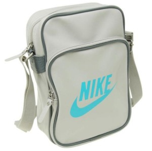 Taštička Nike Heritage šedá